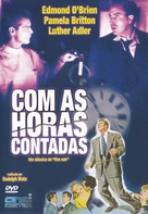 D.O.A. - Portuguese DVD cover (xs thumbnail)