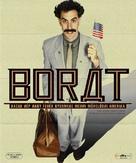 Borat: Cultural Learnings of America for Make Benefit Glorious Nation of Kazakhstan - Hungarian Blu-Ray cover (xs thumbnail)