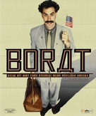 Borat: Cultural Learnings of America for Make Benefit Glorious Nation of Kazakhstan - Hungarian Blu-Ray movie cover (xs thumbnail)