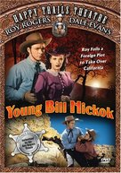 Young Bill Hickok - DVD cover (xs thumbnail)