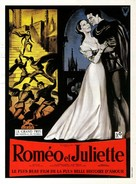 Romeo and Juliet - French Movie Poster (xs thumbnail)