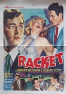 The Racket - Belgian Movie Poster (xs thumbnail)