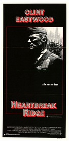 Heartbreak Ridge - Australian Movie Poster (xs thumbnail)