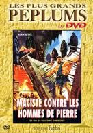 Maciste e la regina di Samar - French Movie Cover (xs thumbnail)