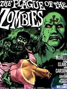 The Plague of the Zombies - Movie Poster (xs thumbnail)