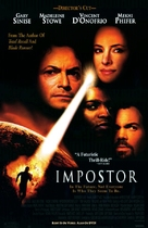 Impostor - Video release movie poster (xs thumbnail)