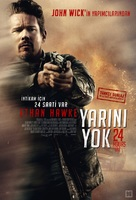 24 Hours to Live - Turkish Movie Poster (xs thumbnail)