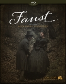 Faust - French Blu-Ray cover (xs thumbnail)