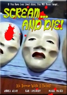 Scream... and Die! - DVD cover (xs thumbnail)