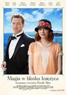 Magic in the Moonlight - Polish Movie Poster (xs thumbnail)