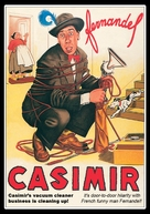 Casimir - French DVD movie cover (xs thumbnail)