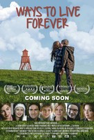 Ways to Live Forever - Movie Poster (xs thumbnail)