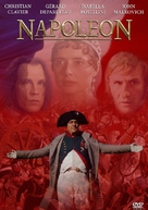 """Napolèon"" - Hungarian Movie Cover (xs thumbnail)"