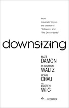 Downsizing - Movie Poster (xs thumbnail)
