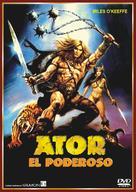 Ator l'invincibile - Spanish DVD movie cover (xs thumbnail)