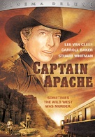 Captain Apache - DVD cover (xs thumbnail)