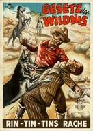Law of the Wild - German Movie Poster (xs thumbnail)