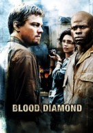 Blood Diamond - Movie Poster (xs thumbnail)