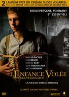 Der Verdingbub - Swiss DVD cover (xs thumbnail)
