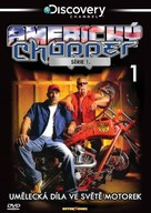 """American Chopper: The Series"" - Czech DVD movie cover (xs thumbnail)"