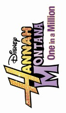 Hannah Montana: One in a Million - Logo (xs thumbnail)