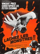 Scream and Scream Again - French Movie Poster (xs thumbnail)