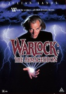 Warlock: The Armageddon - DVD cover (xs thumbnail)