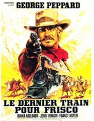 One More Train to Rob - French Movie Poster (xs thumbnail)