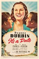 It's a Date - Movie Poster (xs thumbnail)