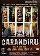 Carandiru - Australian DVD cover (xs thumbnail)