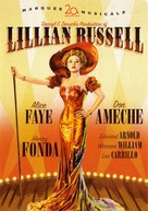 Lillian Russell - DVD movie cover (xs thumbnail)