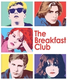 The Breakfast Club - Movie Cover (xs thumbnail)