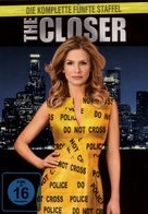 """""""The Closer"""" - German DVD movie cover (xs thumbnail)"""