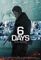 6 Days - British Movie Poster (xs thumbnail)