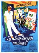 Boulanger de Valorgue, Le - French Movie Poster (xs thumbnail)