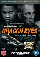 Dragon Eyes - British Movie Cover (xs thumbnail)