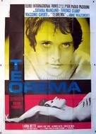 Teorema - Italian Movie Poster (xs thumbnail)