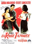 The Rose Tattoo - French Movie Poster (xs thumbnail)