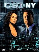 """""""CSI: NY"""" - DVD movie cover (xs thumbnail)"""