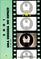 2001: A Space Odyssey - Portuguese DVD movie cover (xs thumbnail)