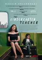 The Kindergarten Teacher - Movie Poster (xs thumbnail)