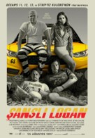 Logan Lucky - Turkish Movie Poster (xs thumbnail)