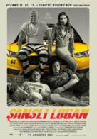 Logan Lucky - Turkish Movie Poster (xs thumbnail)