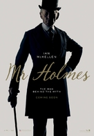 Mr. Holmes - Canadian Movie Poster (xs thumbnail)