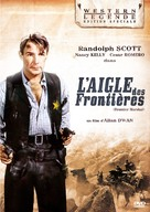 Frontier Marshal - French Movie Cover (xs thumbnail)