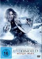 Underworld Blood Wars - German Movie Cover (xs thumbnail)
