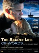 The Secret Life of Words - French Movie Poster (xs thumbnail)