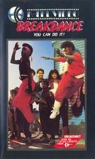 Breakin' - VHS movie cover (xs thumbnail)
