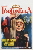 Fortunella - Belgian Movie Poster (xs thumbnail)
