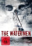 The Watermen - German DVD cover (xs thumbnail)